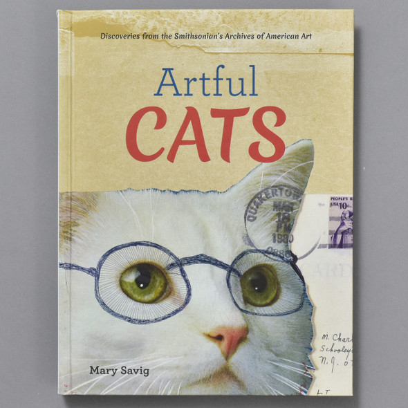 Front cover of Artful Cats