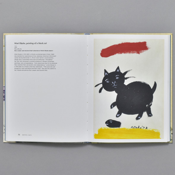 Pages from Artful Cats