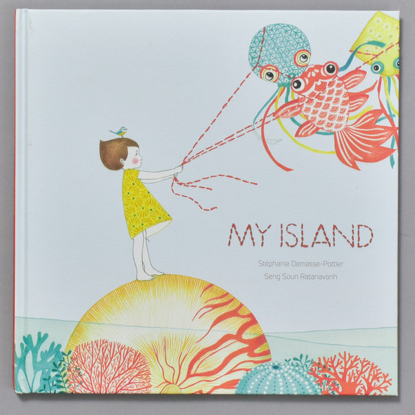 Front cover of My Island