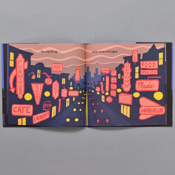 Pages from What Color is Night?