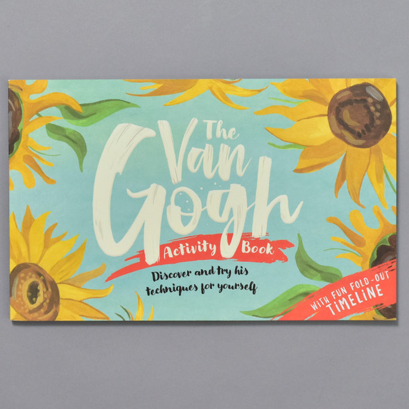 Cover of The Van Gogh Activity Book
