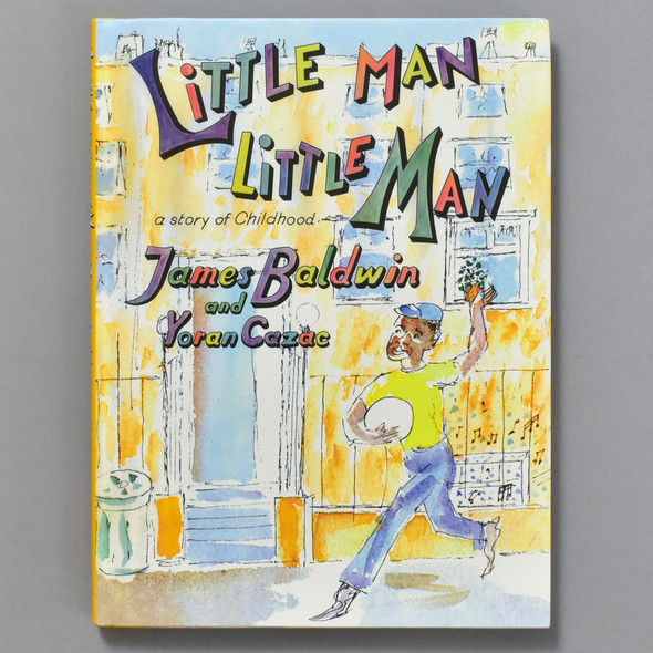 Cover of Little Man, Little Man: A Story of Childhood