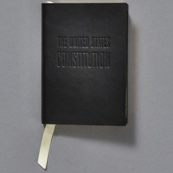 Front cover of The United States Constitution