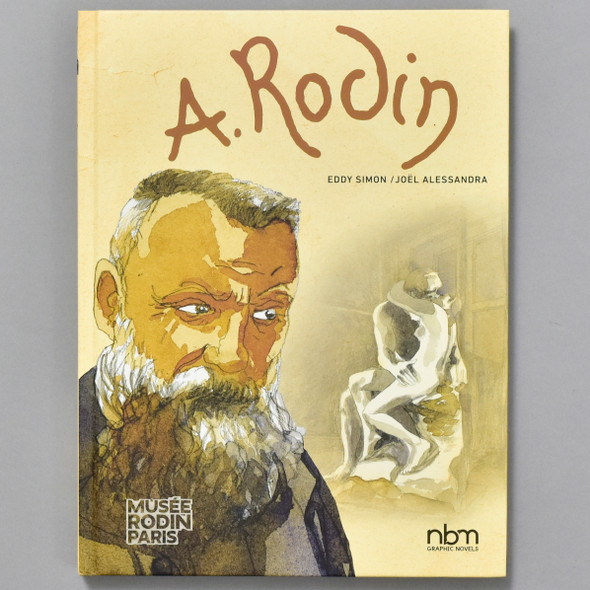 Cover of A. Rodin: Fugit Amor, An Intimate Portrait