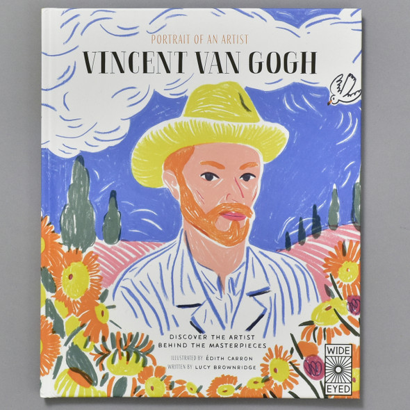 Cover of Portrait Of An Artist: Vincent van Gogh