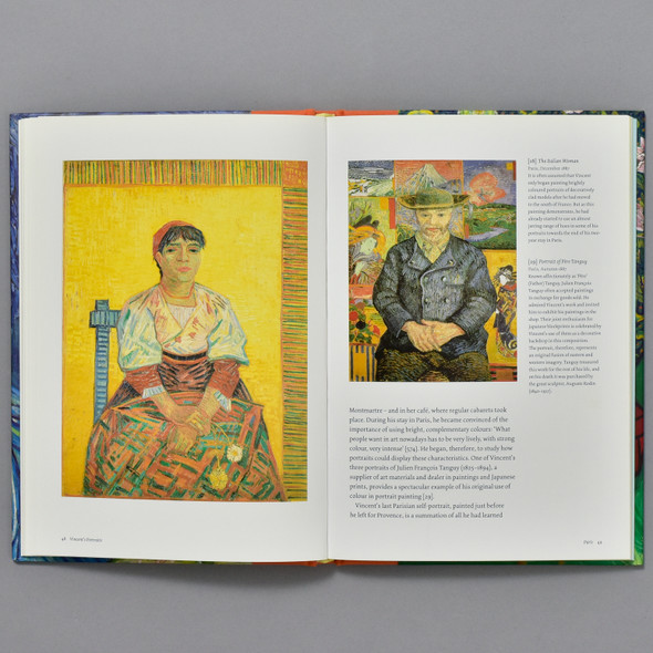 Pages from Vincent's Portraits