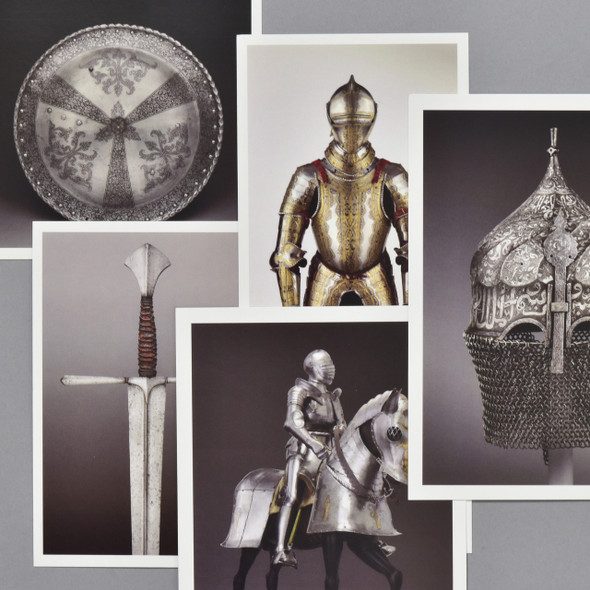 Arms and Armor Museum Postcard Set