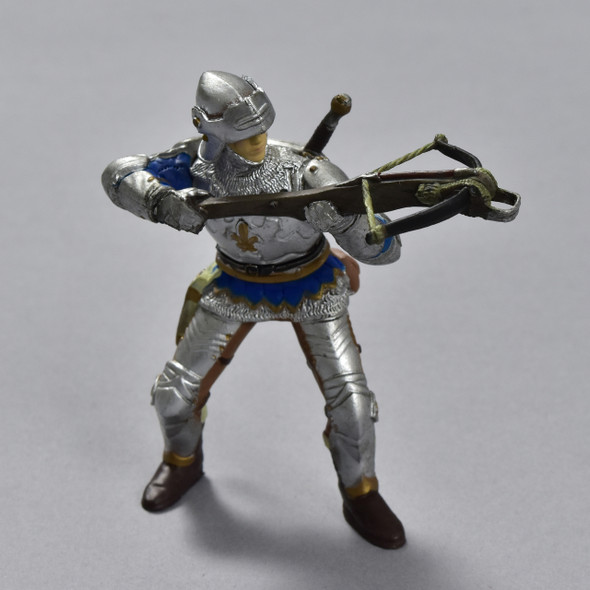 Crossman Blue figurine