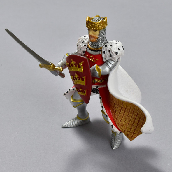 King Arthur figurine