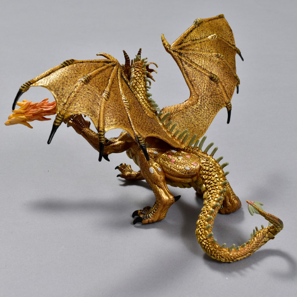 Two Headed Dragon figurine
