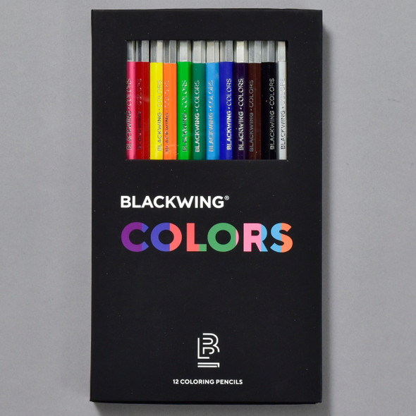 Blackwing Colors: Coloring Pencils, in box