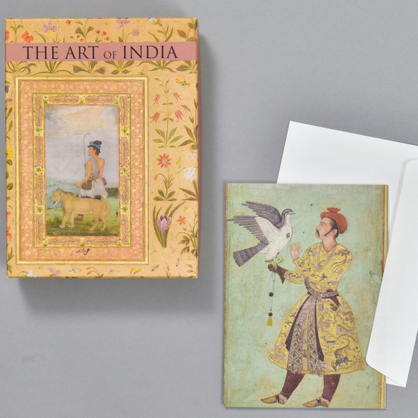 The Art of India Notecard Set