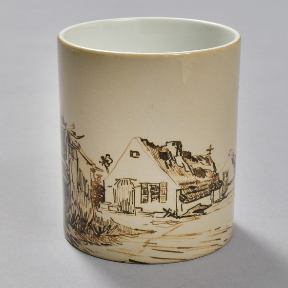 Van Gogh: The Road at Saintes-Maries Mug