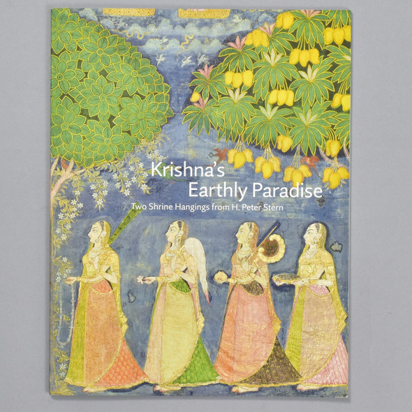 Cover of the book Krishna's Earthly Paradise