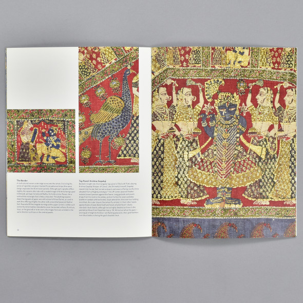 Pages from the book Krishna's Earthly Paradise