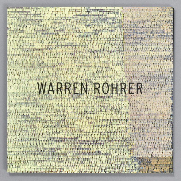 Cover of the book Warren Rohrer