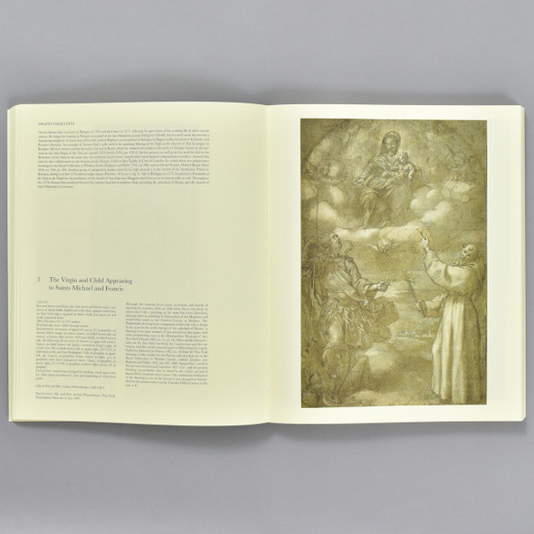 Pages from the book Italian Master Drawings