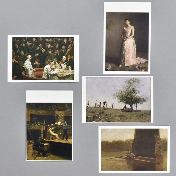 Thomas Eakins Museum Postcard Set