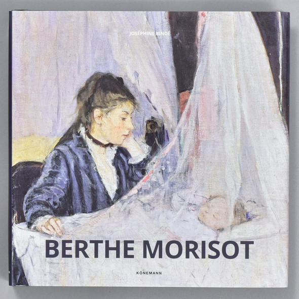 Front cover of the book Berthe Morisot