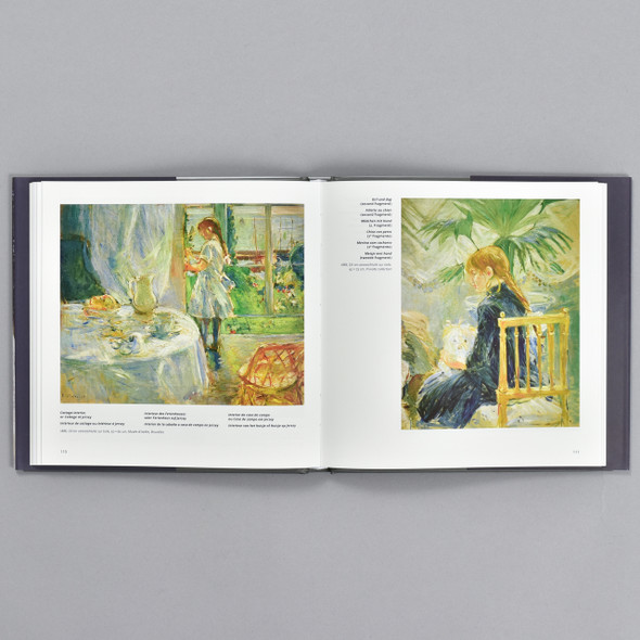 Pages from the book Berthe Morisot