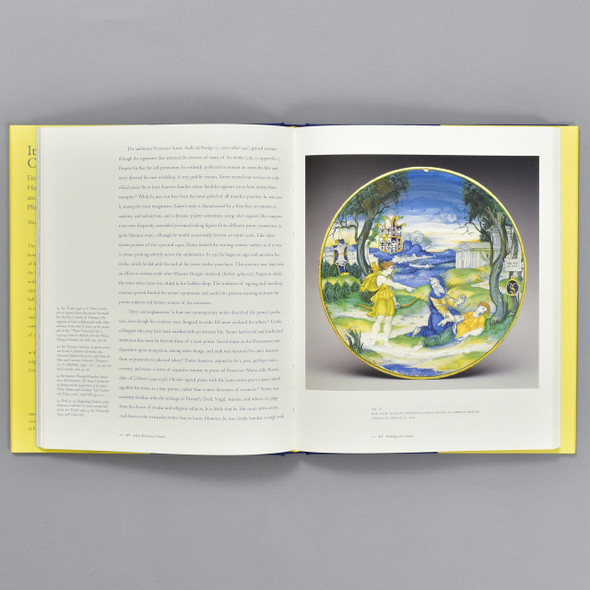 Pages from the book Italian Renaissance Ceramics
