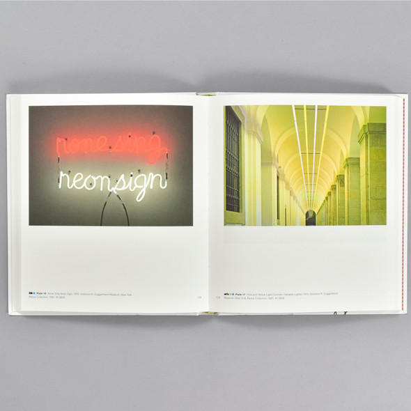 Pages from the book Bruce Nauman: Topological Gardens