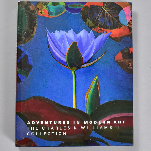 Front cover of the book Adventures In Modern Art: The Charles K. Williams II Collection
