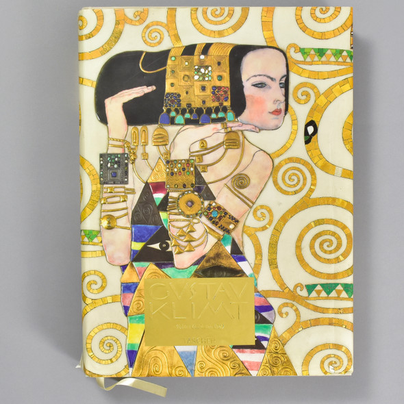 Front cover of the book Gustav Klimt: The Complete Paintings XL