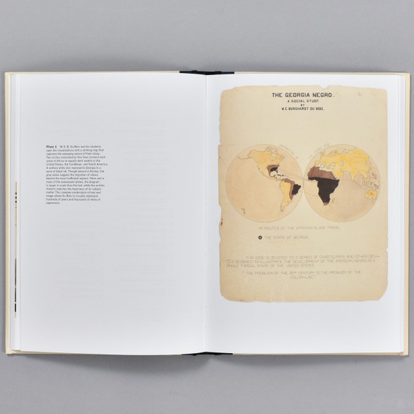 Pages from the book W. E. B. Du Bois's Data Portraits: Visualizing Black America