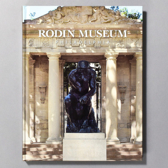 "Cover of the ""Rodin Museum Catalog"""