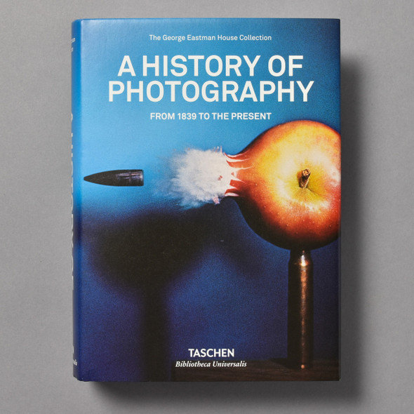"Cover of the book ""A History Of Photography: From 1839 To The Present"""