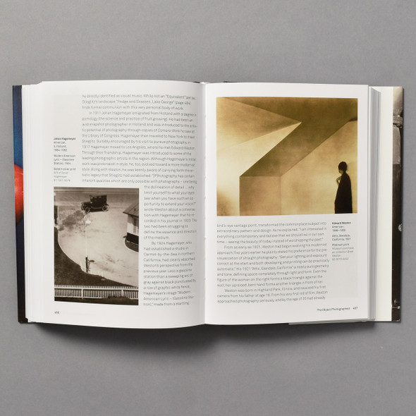 """Interior of the book """"A History Of Photography: From 1839 To The Present"""""""