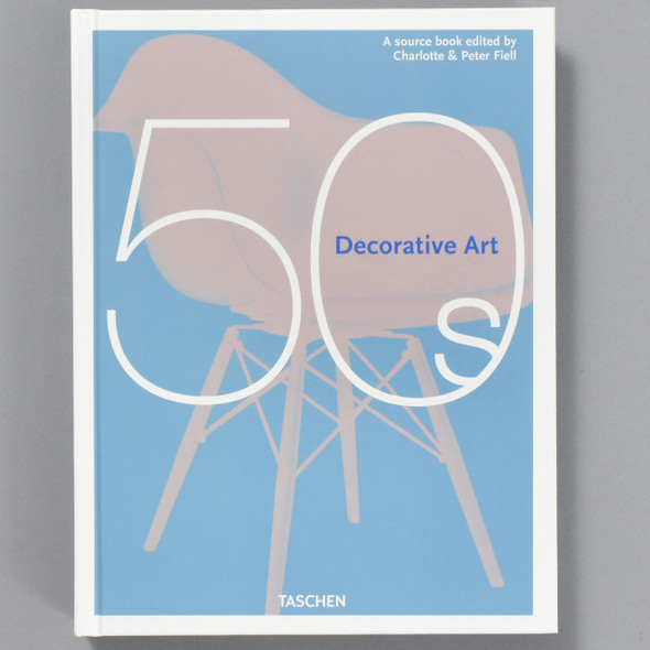 Front cover of the book Decorative Art 50s