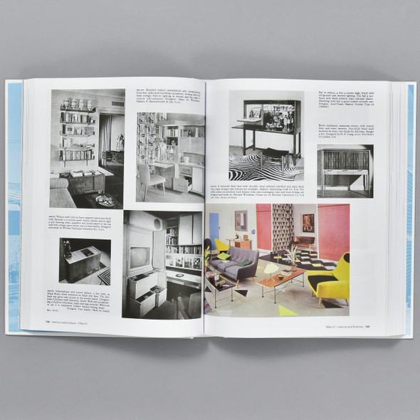 Pages from the book Decorative Art 50s