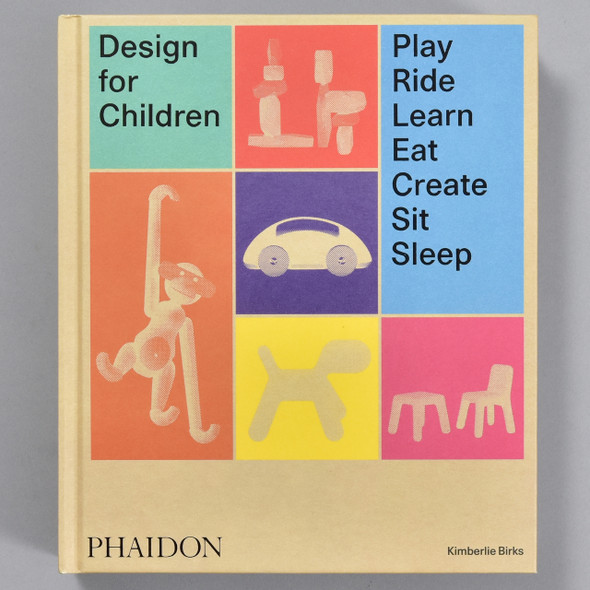 Front cover of the book Design for Children