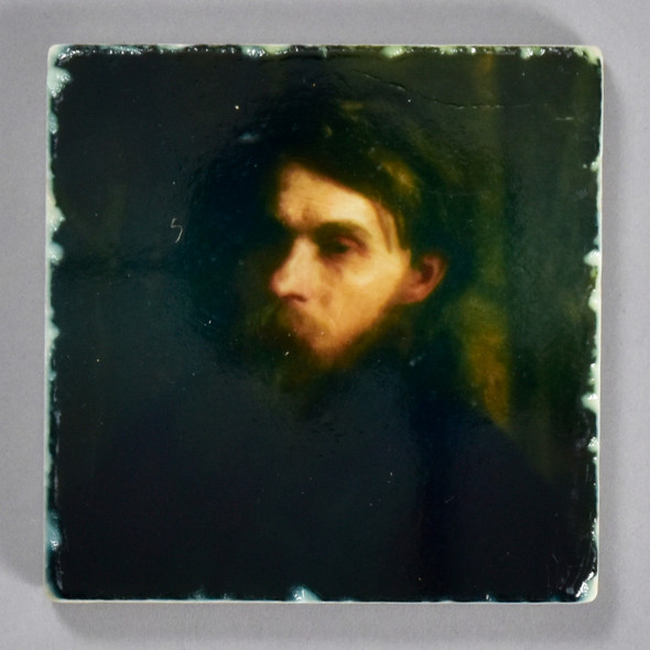 Eakins: The Bohemian Tile by The Painted Lily