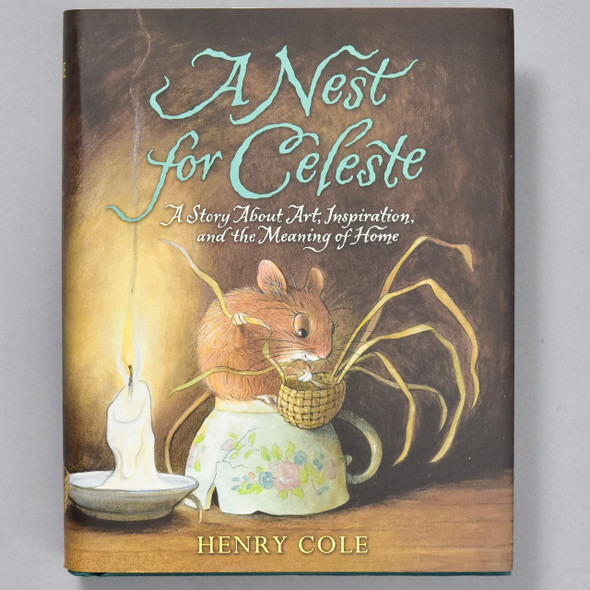 Front cover of the book A Nest for Celeste