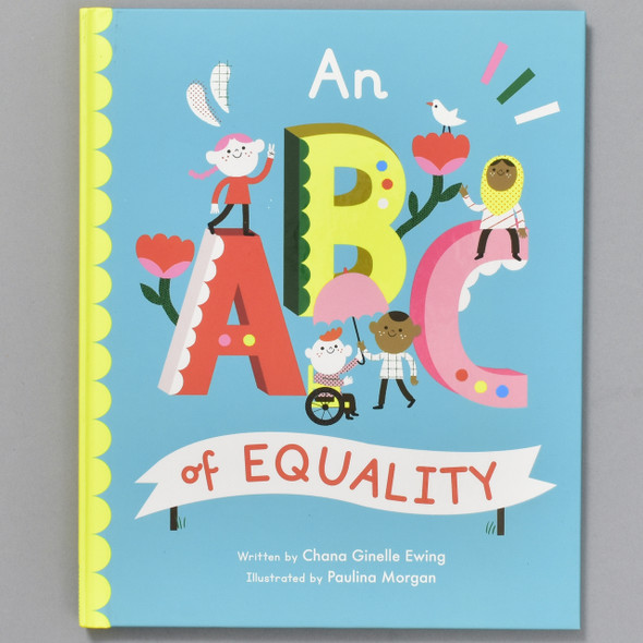 Front cover of the book An ABC of Equality
