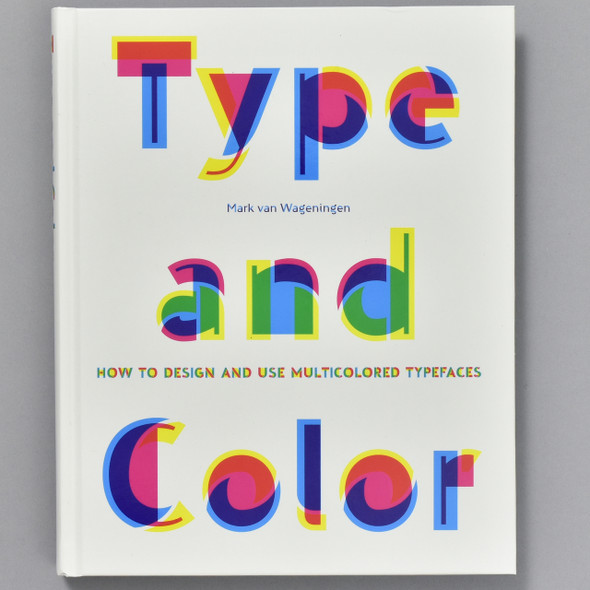 Front cover of the book Type and Color