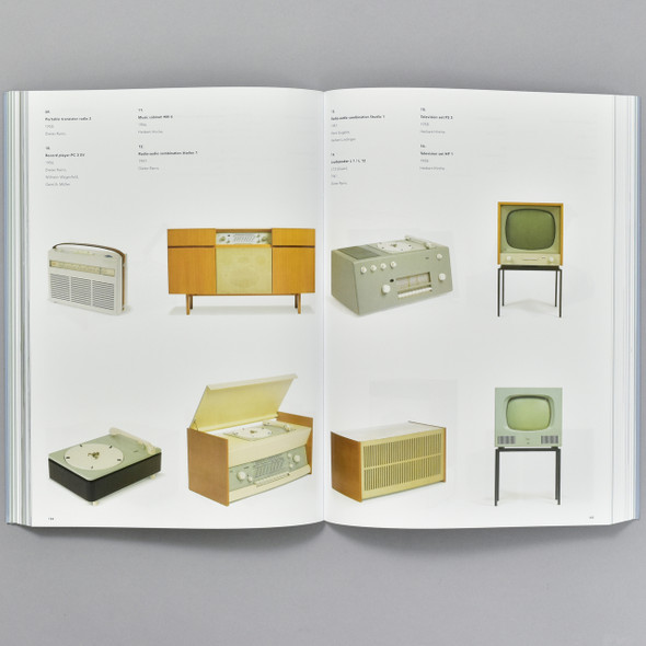 Pages from the book Ten Principles for Good Design: Dieter Rams