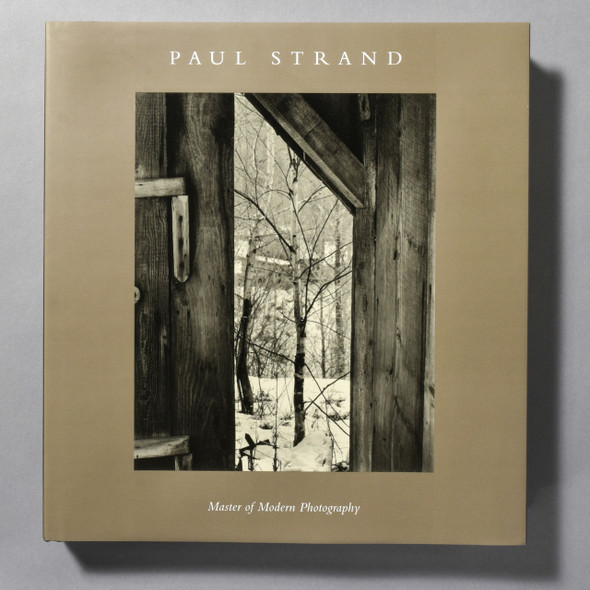 "Cover of the book ""Paul Strand: Master Of Modern Photography"""