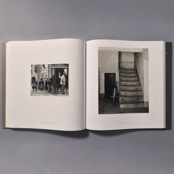 "Interior page of the book ""Paul Strand: Master Of Modern Photography"""