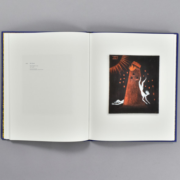Pages from the book The Tarot of Leonora Carrington
