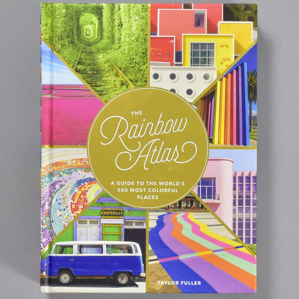 Front cover of the book The Rainbow Atlas