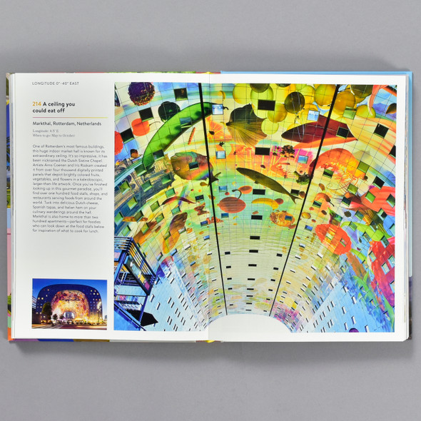 Pages from the book The Rainbow Atlas