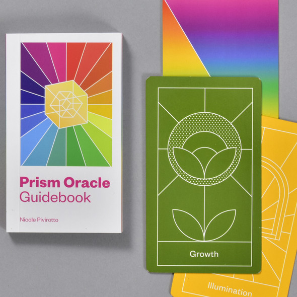 Prism Oracle Card Deck, box with cards