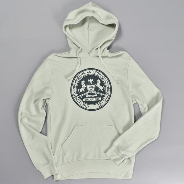 Philadelphia Museum of Art: Pennsylvania Museum and School of Industrial Art 1914 Hoodie, front