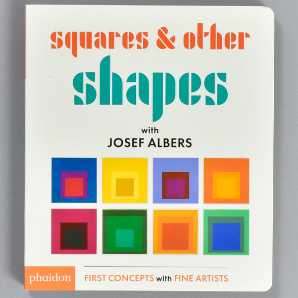 Front cover of Squares & Other Shapes