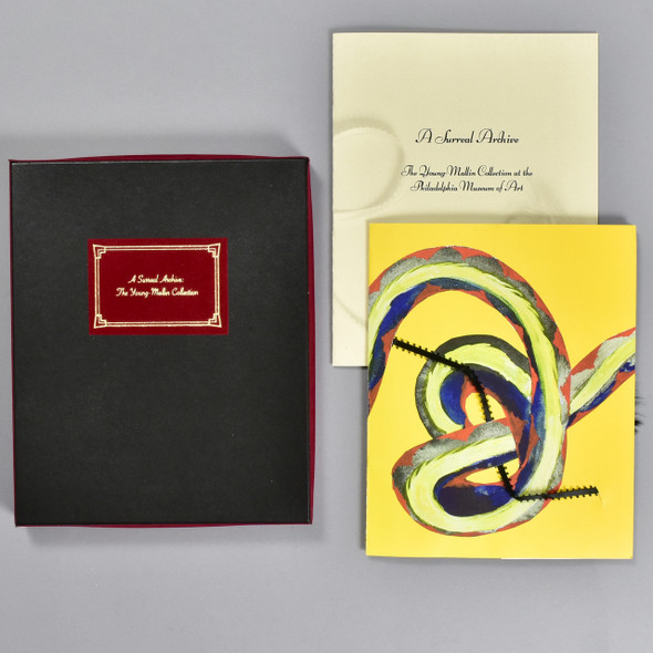 A Surreal Archive: The Young-Mallin Collection at the Philadelphia Museum of Art, covers