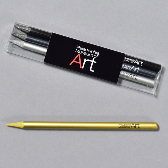 Philadelphia Museum Of Art Graphite Pencils